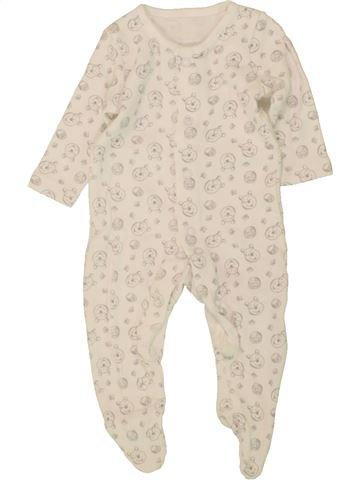 Pyjama 1 pièce unisexe DISNEY bleu 1 mois été #1493418_1