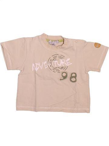 Camiseta de manga corta niño TOUT COMPTE FAIT rosa 18 meses verano #1493561_1
