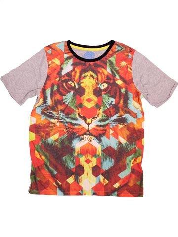 Camiseta de manga corta niño MARKS & SPENCER rosa 14 años verano #1493613_1
