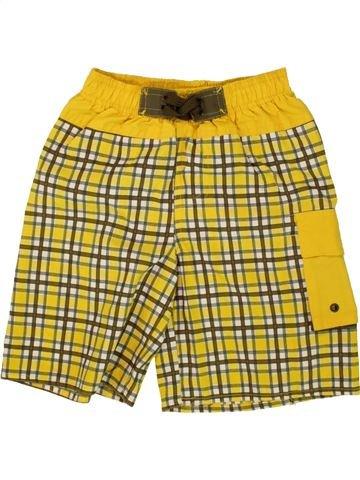 Maillot de bain garçon OKAY V jaune 7 ans été #1493644_1