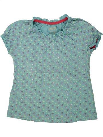 Camiseta de manga corta niña LUPILU azul 6 años verano #1493659_1