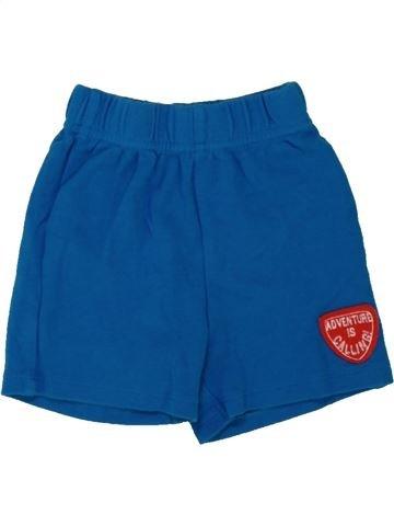Short - Bermuda garçon LADYBIRD bleu 9 mois été #1493727_1