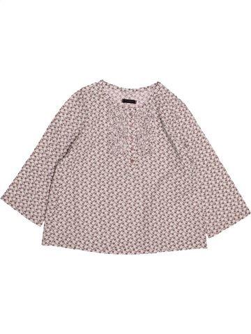 Blusa de manga larga niña IKKS beige 3 años invierno #1493736_1