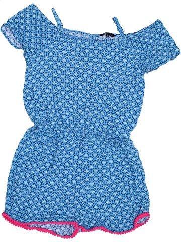 Combinaison courte fille CANDY COUTURE bleu 12 ans été #1493768_1