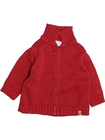 Chaleco niño KIMBALOO rojo 6 meses invierno #1493880_1