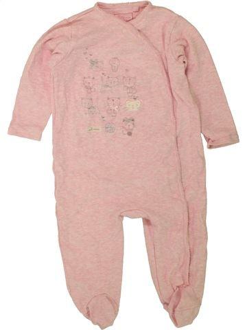 Pyjama 1 pièce fille NEXT rose 12 mois été #1494093_1