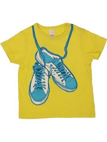 Camiseta de manga corta niño MINI CLUB amarillo 2 años verano #1494481_1
