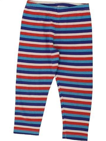 Legging fille MINI CLUB bleu 2 ans hiver #1494674_1