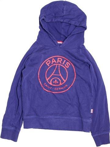 Sweat garçon PARIS SAINT GERMAIN violet 8 ans hiver #1494738_1