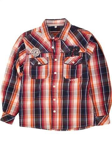 Camisa de manga larga niño C&A violeta 10 años invierno #1494748_1