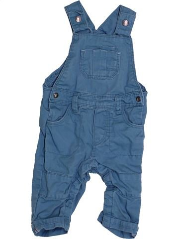 Salopette garçon OKAIDI bleu 3 mois hiver #1495020_1
