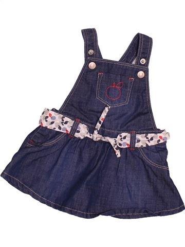 Robe fille OKAIDI bleu 3 mois été #1495078_1
