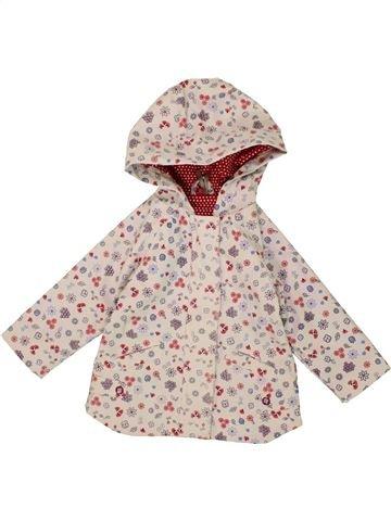 Anorak-Trinchera niña ORCHESTRA rosa 9 meses verano #1495293_1
