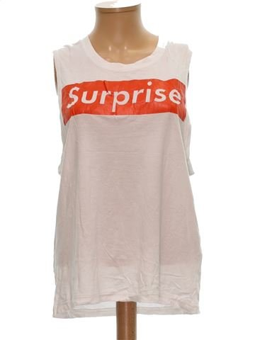 Camiseta sin mangas mujer ZARA M verano #1495349_1