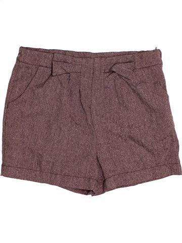 Short - Bermuda fille TU violet 11 ans hiver #1495433_1