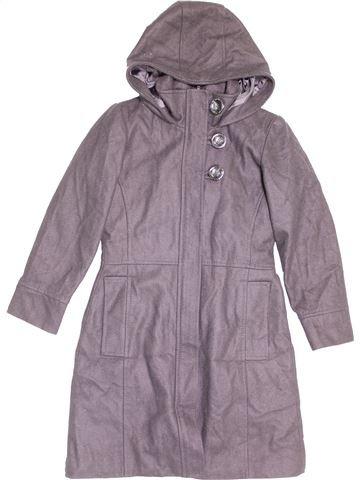 Manteau fille NEXT gris 12 ans hiver #1495589_1