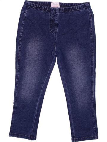 Legging niña MINI CLUB azul 3 años invierno #1495592_1