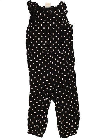 Combinación larga niña H&M negro 2 años verano #1495773_1
