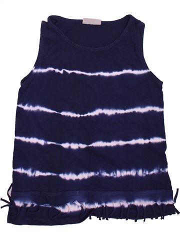 T-shirt sans manches fille I LOVE GIRLSWEAR bleu 6 ans été #1495892_1