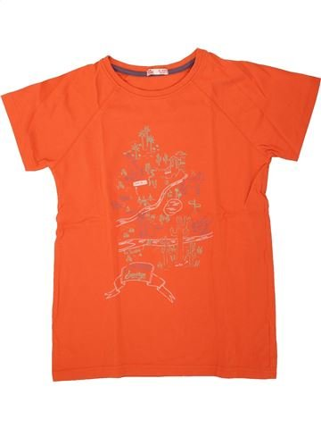 Camiseta de manga corta niño DPAM naranja 12 años verano #1496189_1