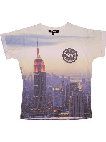 Camiseta de manga corta niño PRIMARK rosa 9 años verano #1496250_1