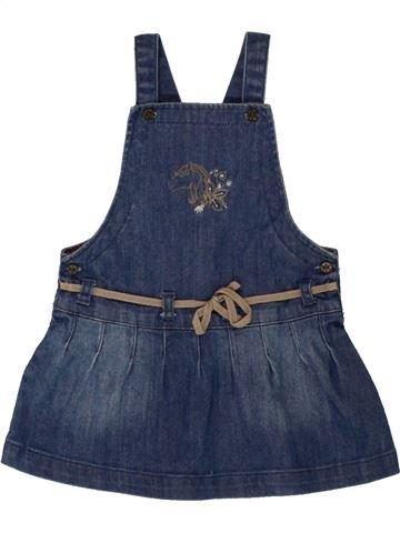 Vestido niña TOUT COMPTE FAIT azul 12 meses verano #1496319_1