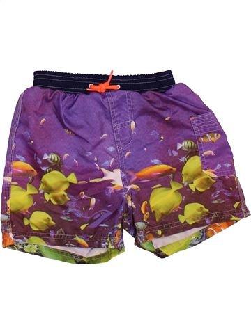 Bañador niño TU violeta 6 años verano #1496411_1