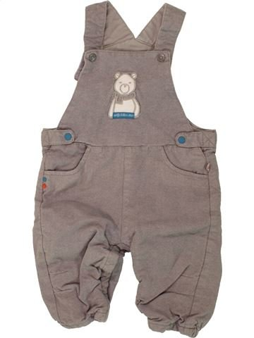 Mono niño OKAIDI gris 12 meses invierno #1496447_1