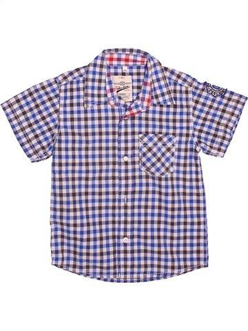 Camisa de manga corta niño C&A gris 5 años verano #1496685_1