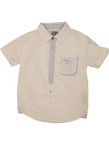 Camisa de manga corta niño LA COMPAGNIE DES PETITS beige 5 años verano #1496774_1
