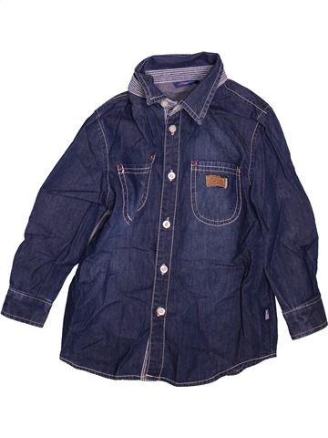 Camisa de manga larga niño LOONEY TUNES azul 4 años invierno #1496802_1