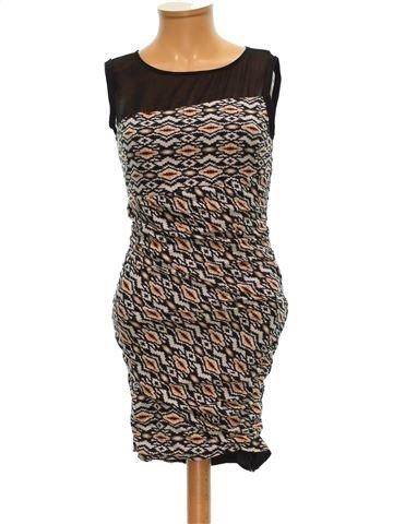 Vestido mujer BERSHKA S invierno #1496847_1