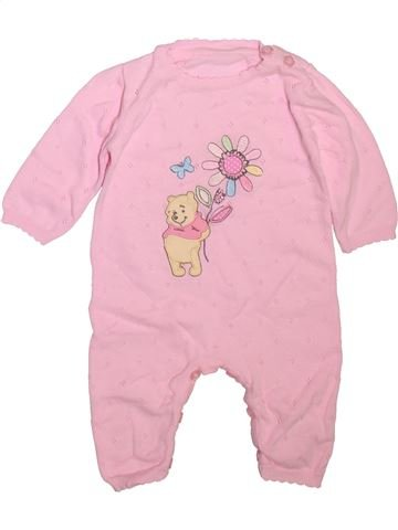 Combinación larga niña GEORGE rosa 6 meses invierno #1496882_1