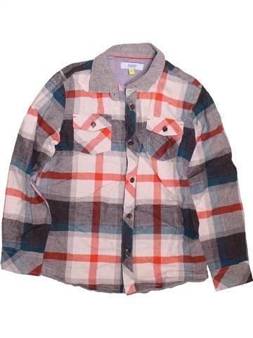 Camisa de manga larga niño TED BAKER gris 10 años invierno #1497072_1