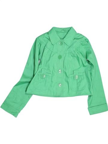 Chaqueta niña DUNNES STORES verde 10 años verano #1497106_1
