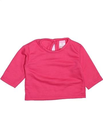Sweat fille BABY C rose 9 mois hiver #1497138_1