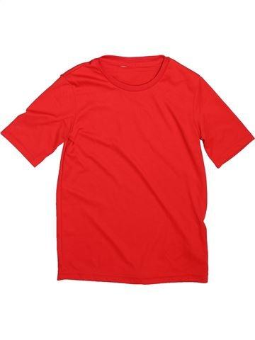 Ropa deportiva niño OXYLANE rojo 8 años verano #1497146_1