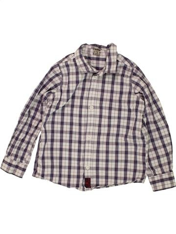 Chemise manches longues garçon TAPE À L'OEIL gris 5 ans hiver #1497201_1