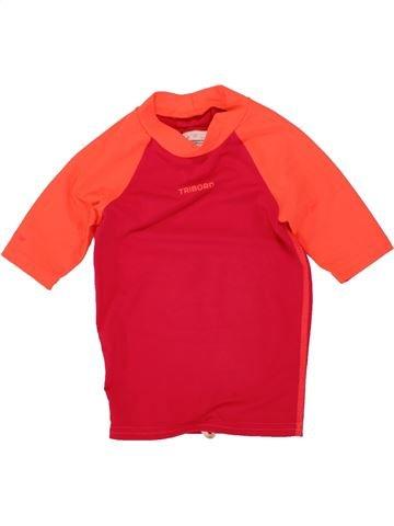 Bañador niña TRIBORD rojo 4 años verano #1497249_1