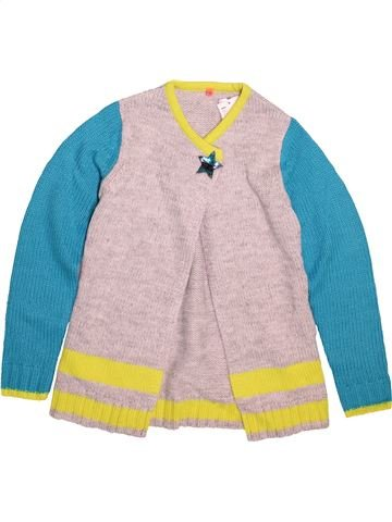 Chaleco niña CAPTAIN TORTUE azul 10 años invierno #1497250_1