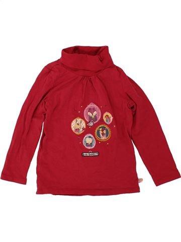 Camiseta de cuello alto niña SERGENT MAJOR rojo 3 años invierno #1497271_1
