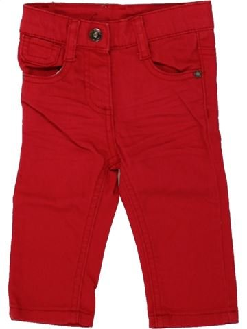Tejano-Vaquero niña 3 POMMES rojo 6 meses invierno #1497281_1