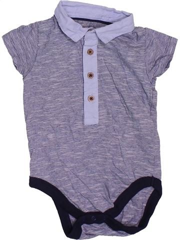 Polo de manga corta niño PRIMARK gris 9 meses verano #1497629_1
