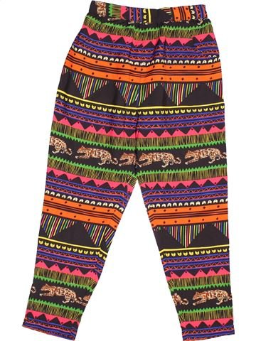 Pantalón niña MISS E-VIE violeta 8 años verano #1497746_1