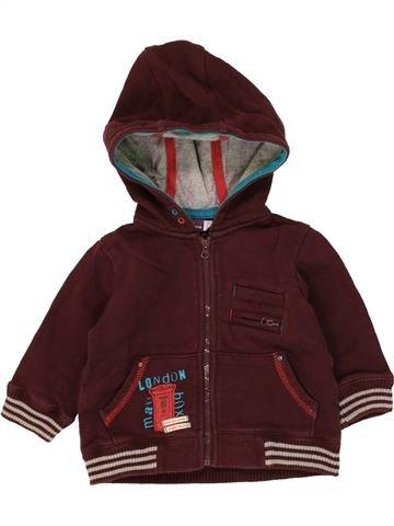 Sudadera niño SERGENT MAJOR marrón 6 meses invierno #1497804_1