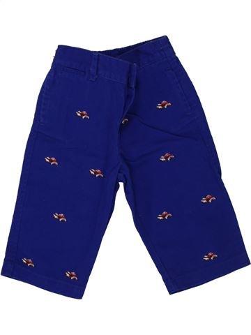 Pantalon garçon RALPH LAUREN bleu 9 mois hiver #1497809_1