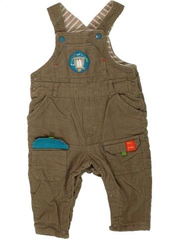Mono niño ORCHESTRA marrón 6 meses invierno #1497854_1