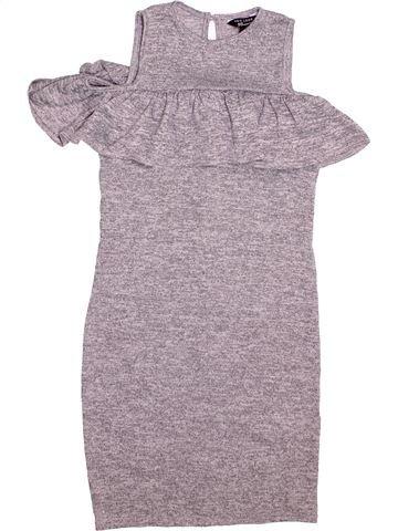 Vestido niña NEW LOOK violeta 11 años verano #1497915_1