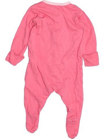 Pijama de 1 pieza niña TU rosa 3 meses verano #1498001_1