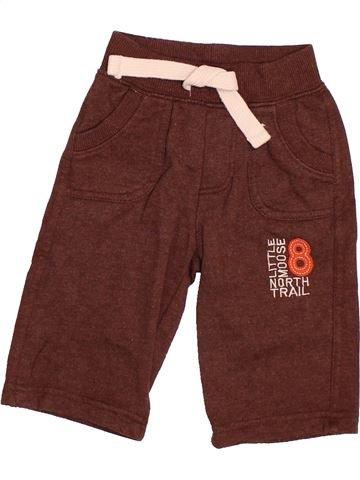 Pantalon garçon MOTHERCARE marron 6 mois hiver #1498101_1